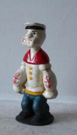 Gietijzeren Popeye spaarpot