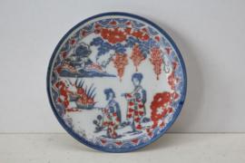 Antiek chinees schoteltje GKBCO ca 1920