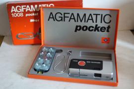 Camera: Agfa Agfamatic 1008 nieuw in doos