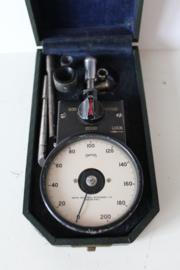 Smith's handheld industriële tachometer