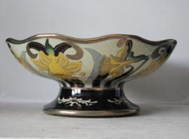 G. Fieravino - Art Nouveau stijl schaal
