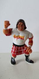 WWE Rowdy Roddy Piper - Hasbro 1991