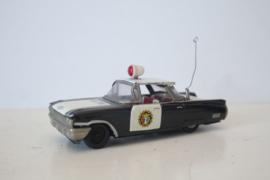 """Ichiko - Blikken Cadillac """"Nederlandse Politie"""" 1960's"""
