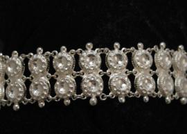 Antiek zilveren armband