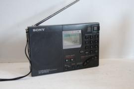 Sony ICF-SW7600G - Wereld Ontvanger / Radio