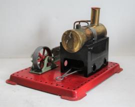 Mamod  SE1- Vintage stationaire stoommachine