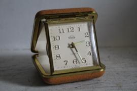 Vintage reiswekker - Smiths Timecal