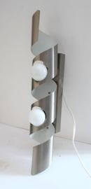 Wokkel lamp met 2 lichtbronnen