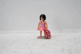Playmobil - Hippe dame