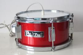 Hanglamp gemaakt van Parrot drum
