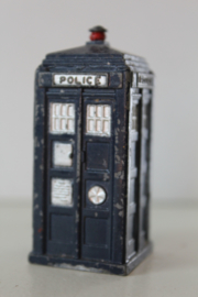 Dinky Toys politie telefoonbox