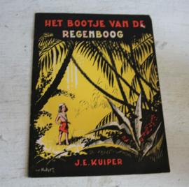 Joh. E. Kuiper - Het bootje van de regenboog - 1e druk