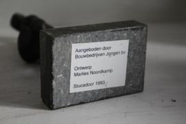 Marlies Noordkamp - Stucadoor -Brons