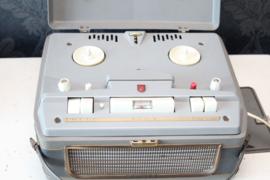 Philips portable bandrecorder EL 3541 uit 1959