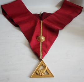 Vrijmetselaars / Masonic Sjerp - hoorn des overvloeds