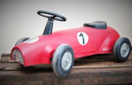 DL Classic - Loopauto in de vorm van een Formule 1 (F1) wagen - Metaal