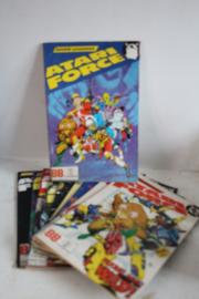 Atari Force 1 t/m 10(serie) 1984