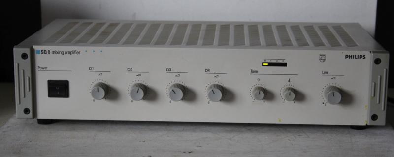 Philips SQ8 Mengpaneel versterker