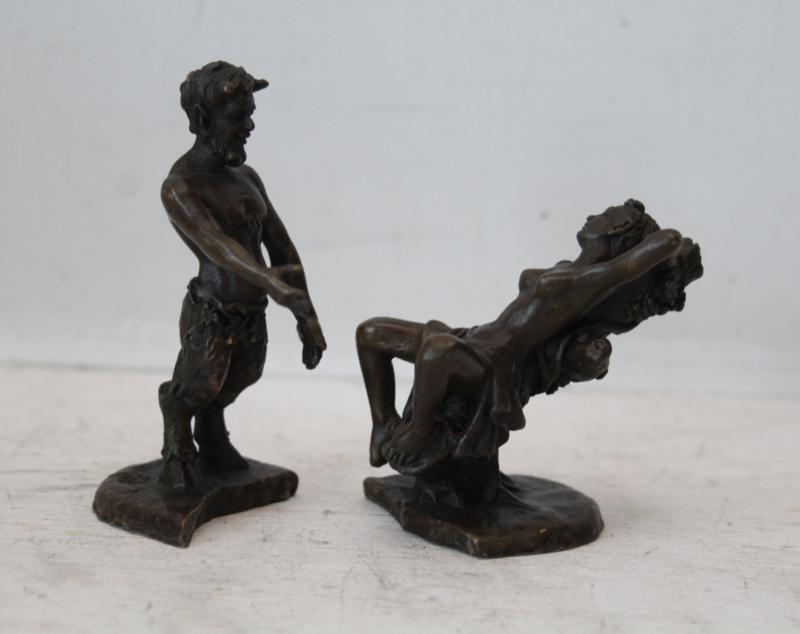 Namgreb (pseudoniem voor Bergman) - 2 Erotische Beeldjes