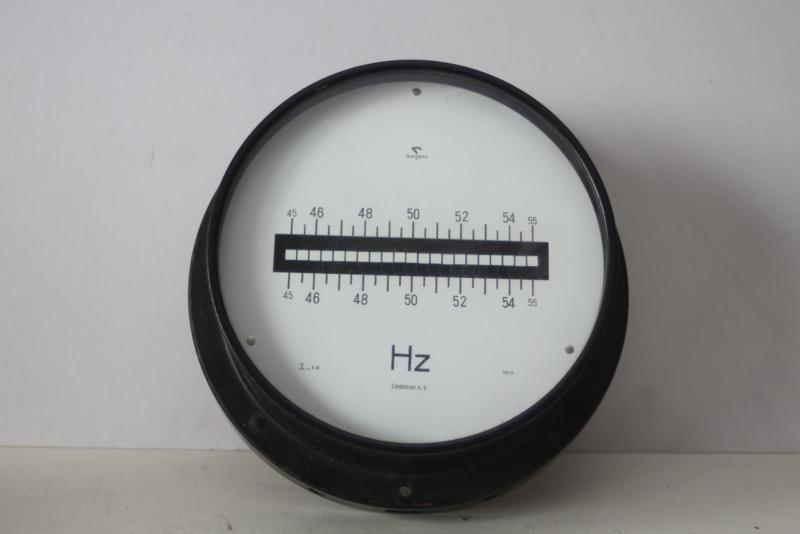 Drukmeter Gossen voor Lindeteves N.V