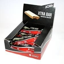 BORN | Xtra Bar Banana Boost - 12 x 55 gram