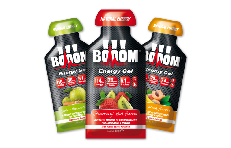 BOOOM! | Energy Gel - Doos