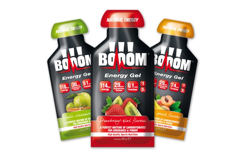 BOOOM! | Energy Gel - Doos