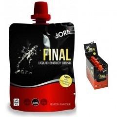 BORN | Final Liquid - Energy gel - 6 x 90 ml