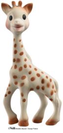 Sophie de Giraf - wit/ rode geschenkdoos