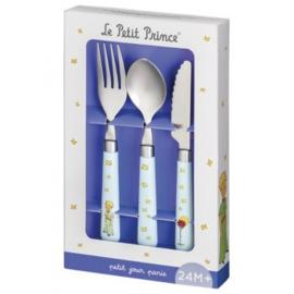 Petit Jour- Bestekset- Petit Prince - groot 24m