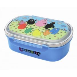 Petit Jour - Snackbox Blauw - Barbapapa