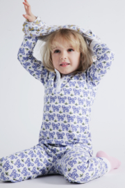 Brai - Pyjama - Tijger Blauw