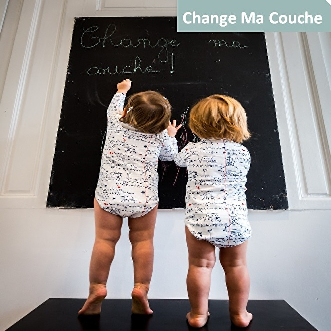 Rompers change ma couche
