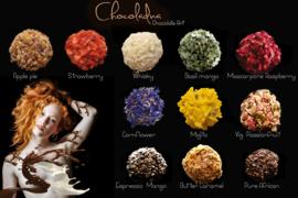 Luxe cadeaubox (25 truffels)