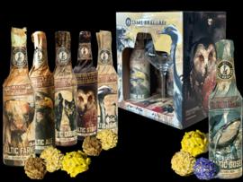Bijzonder groots pakket van award winning bier en chocolade (6 bieren)