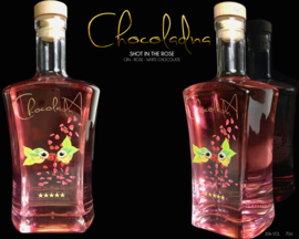 'Shot in the rose' Special organic gin edition
