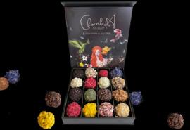 Luxe cadeaubox (16 truffels)