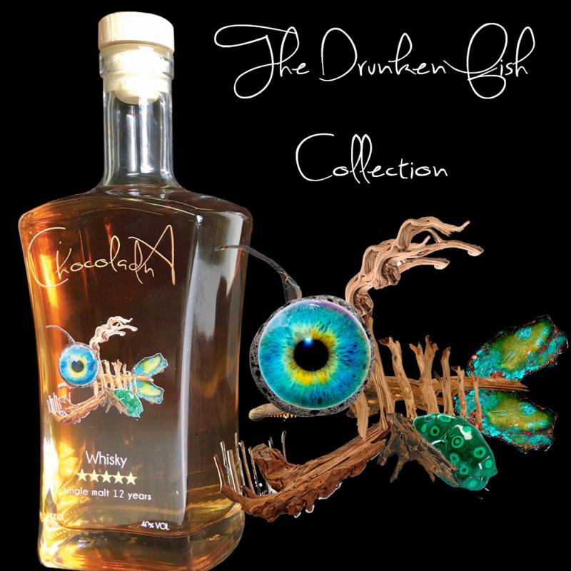 Reserveer nu jouw unieke fles uit de volgende Barrel. ChocolaDNA Scotch Whisky (12 years)