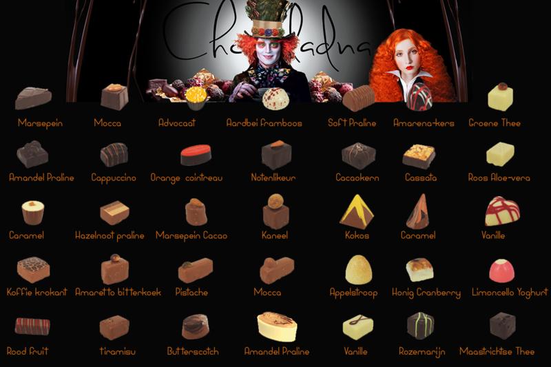 Extra Large - Luxe assortiment met een mix van ambachtelijke chocolade truffels en pralines (circa 50 stuks)