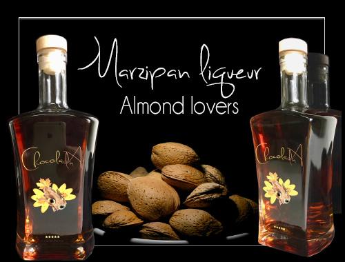 Marzipan Liqueur