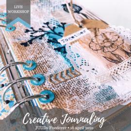 Creative Journaling bij JUUDs Foederer