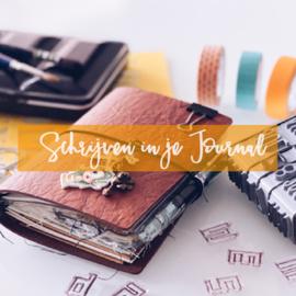 Schrijven in je Journal