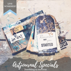 Artjournal Specials bij Doe@ding (VOL)