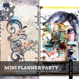 Mini Planner Party (7-9-19)