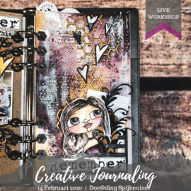 Creative Journaling bij Doe@ding (VOL)