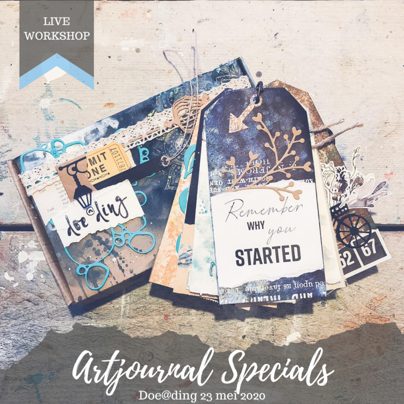 Artjournal Specials bij Doe@ding (VOL)