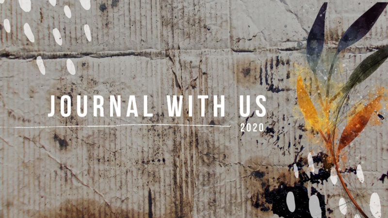 Journal With Us 2020