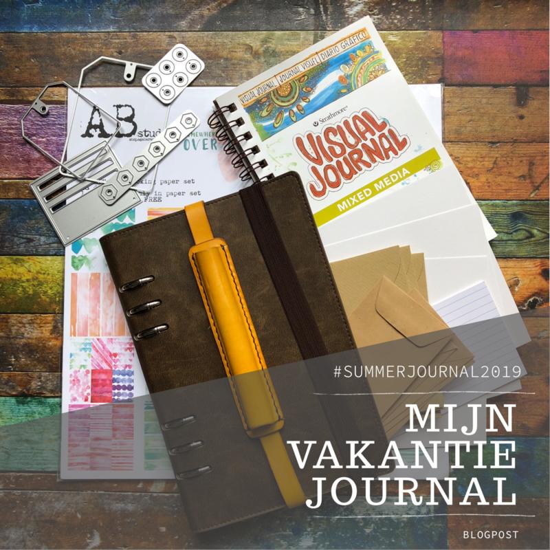 Mijn Vakantie Journal