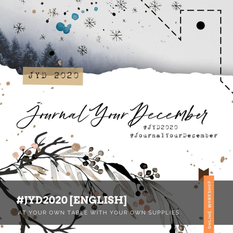 Journal Your December [English]