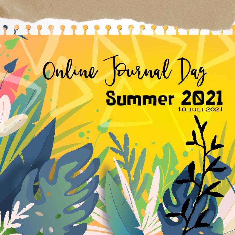 Online Journal Dag [10 juli 2021]